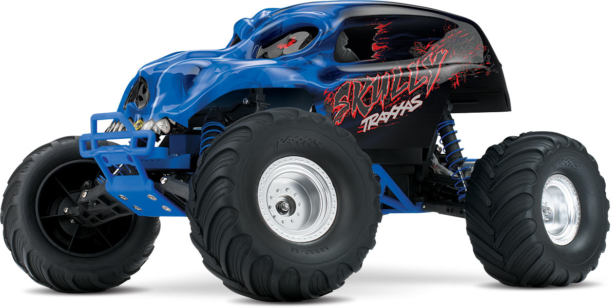 Skully 1/10 Monster Truck RTR