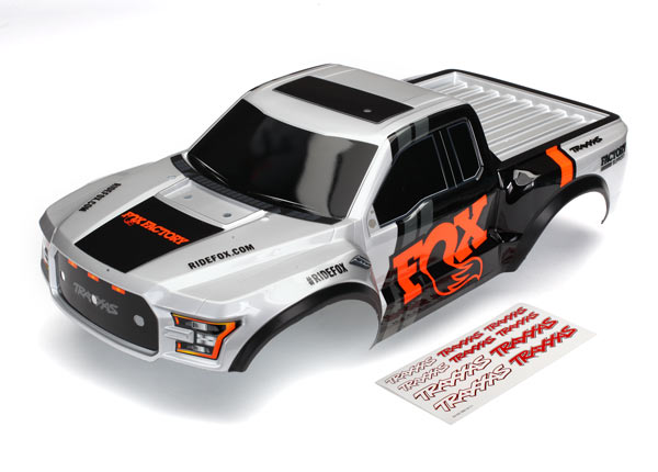 2017 Ford Raptor Fox Heavy Duty Body w/Decals