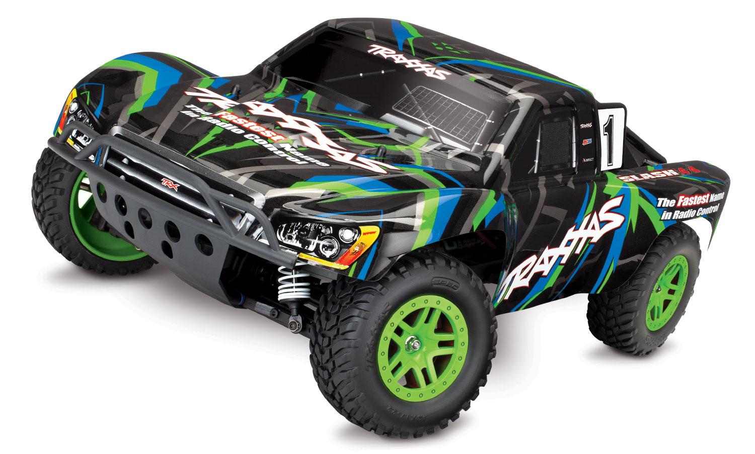 1/10 Slash 4x4 RTR w/ 2.4 GHz