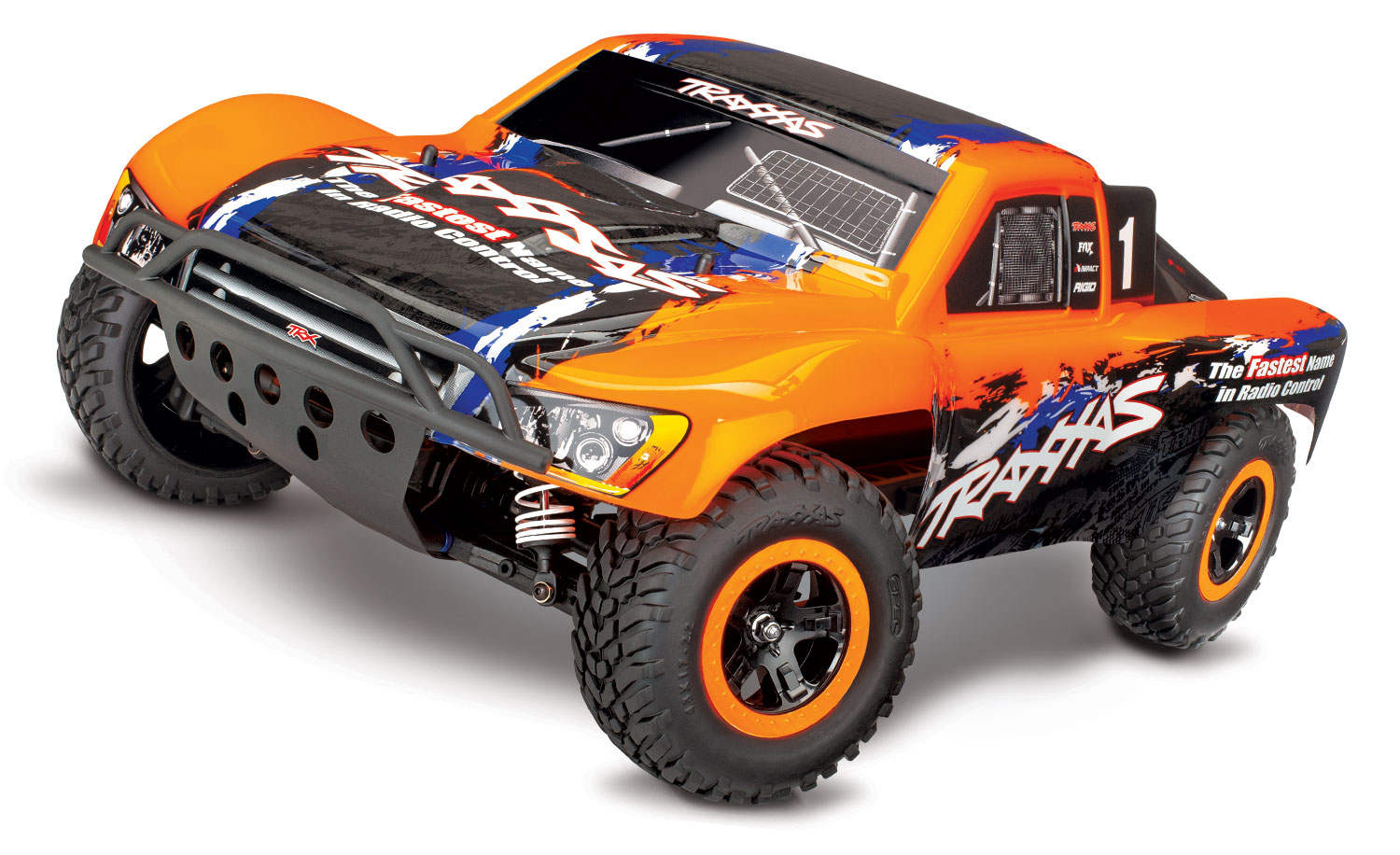 1/10 Scale Slash 4X4 Brushless w/TSM