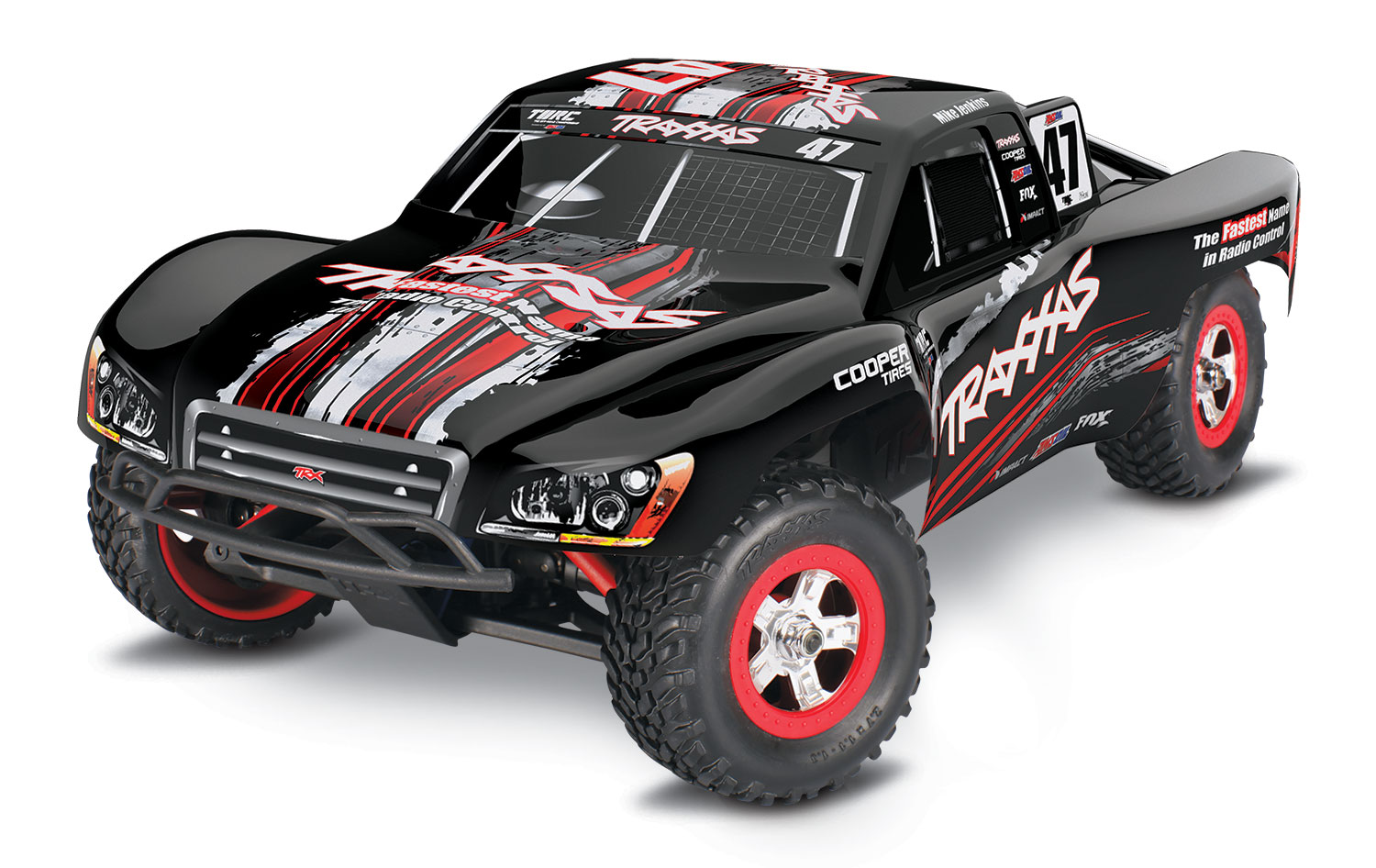 1/16 Slash 4x4 RTR w/TQ2.4GHz