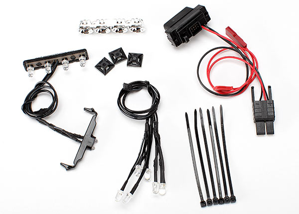 Led Light Kit Complete 1/16 Summit VXL