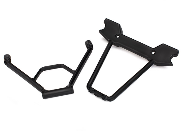 Rear Bumper Mount & Support X-Maxx
