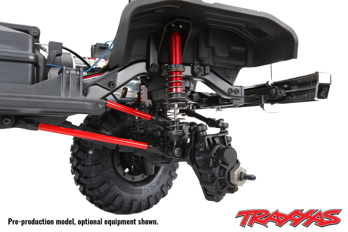 High Lift Kit TRX-4