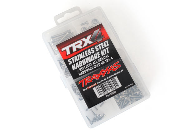 TRX-4 Stainless Steel Hardware Kit
