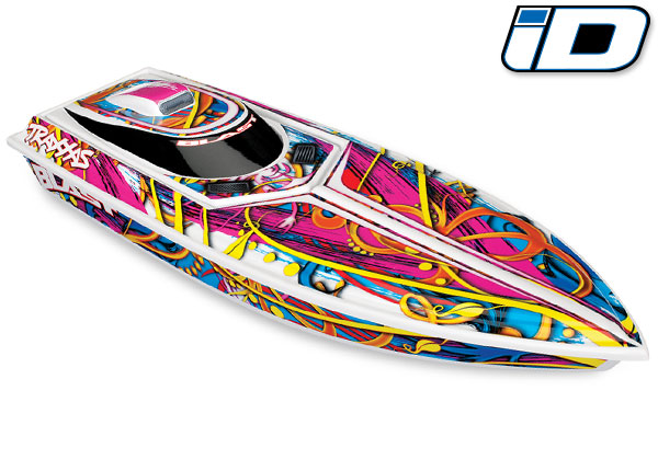 Blast Race Boat RTR with ID Technology