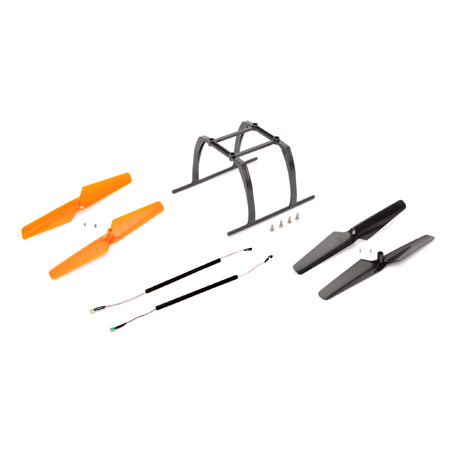 180 QX HD Parts Bundle