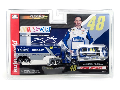RR Rel 11 NASCAR Car and Rig Twin Pack by the Case