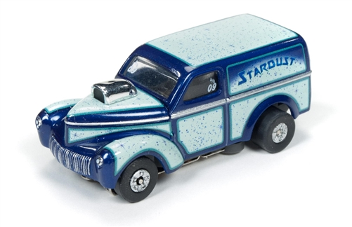 "'40s Willys Panel Truck ""Stardust"""