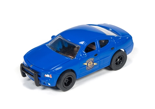 '06 Dodge Charger Michigan State Police Slot Car