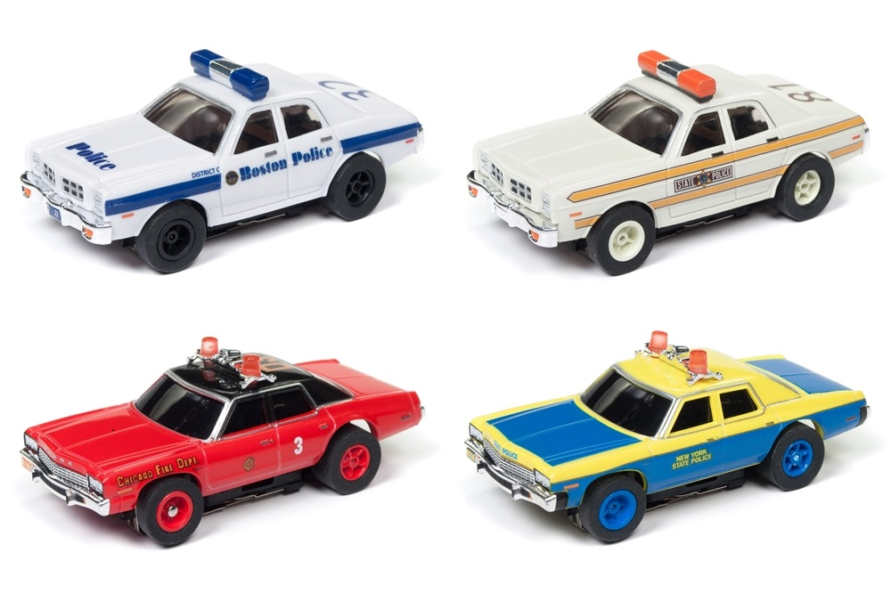 "XT Rel 21 ""America's Finest"" Set of 4 Cars"