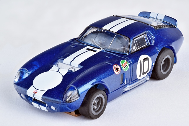 Shelby Cobra Daytona Coupe #10