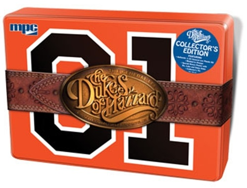 General Lee Collector's Tin