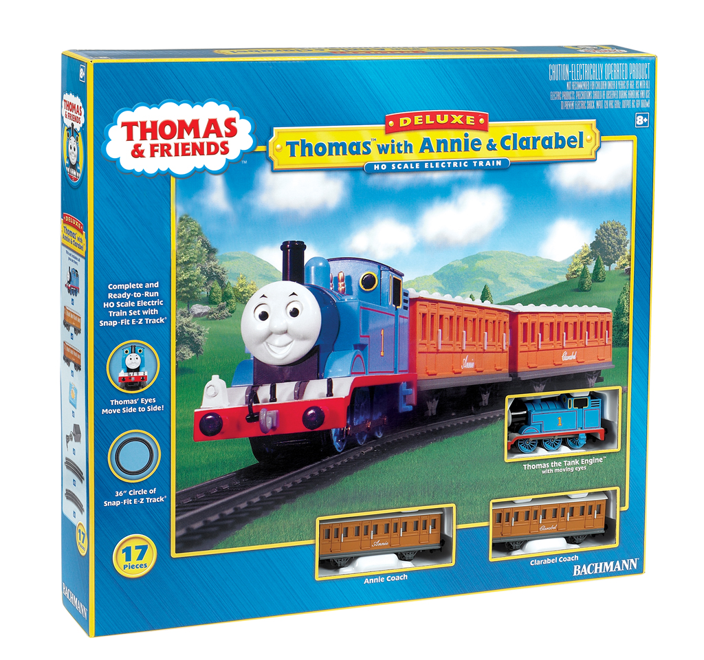 HO Thomas the Tank Engine Train Set