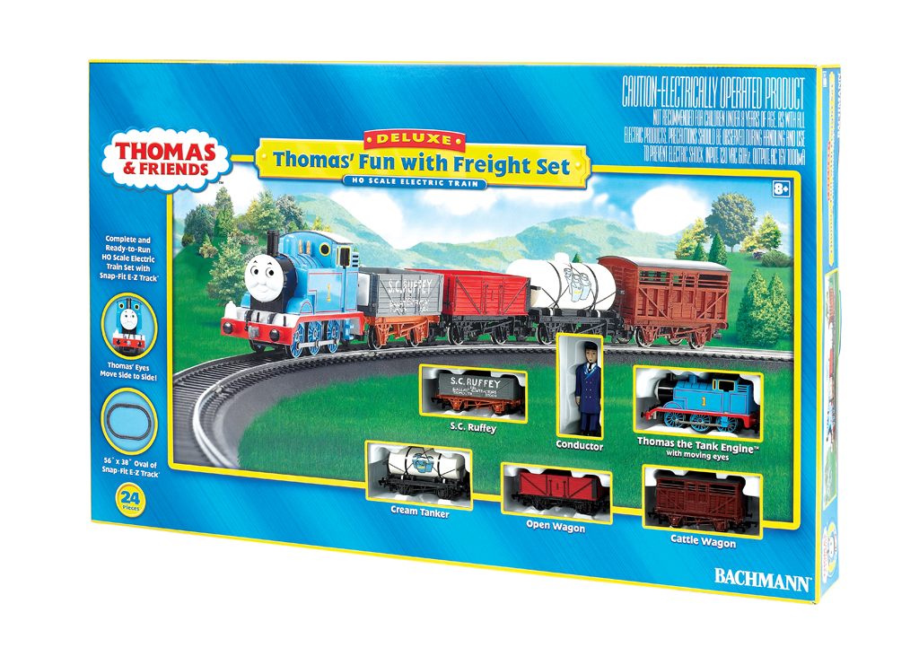 HO Thomas Fun With Freight Train Set