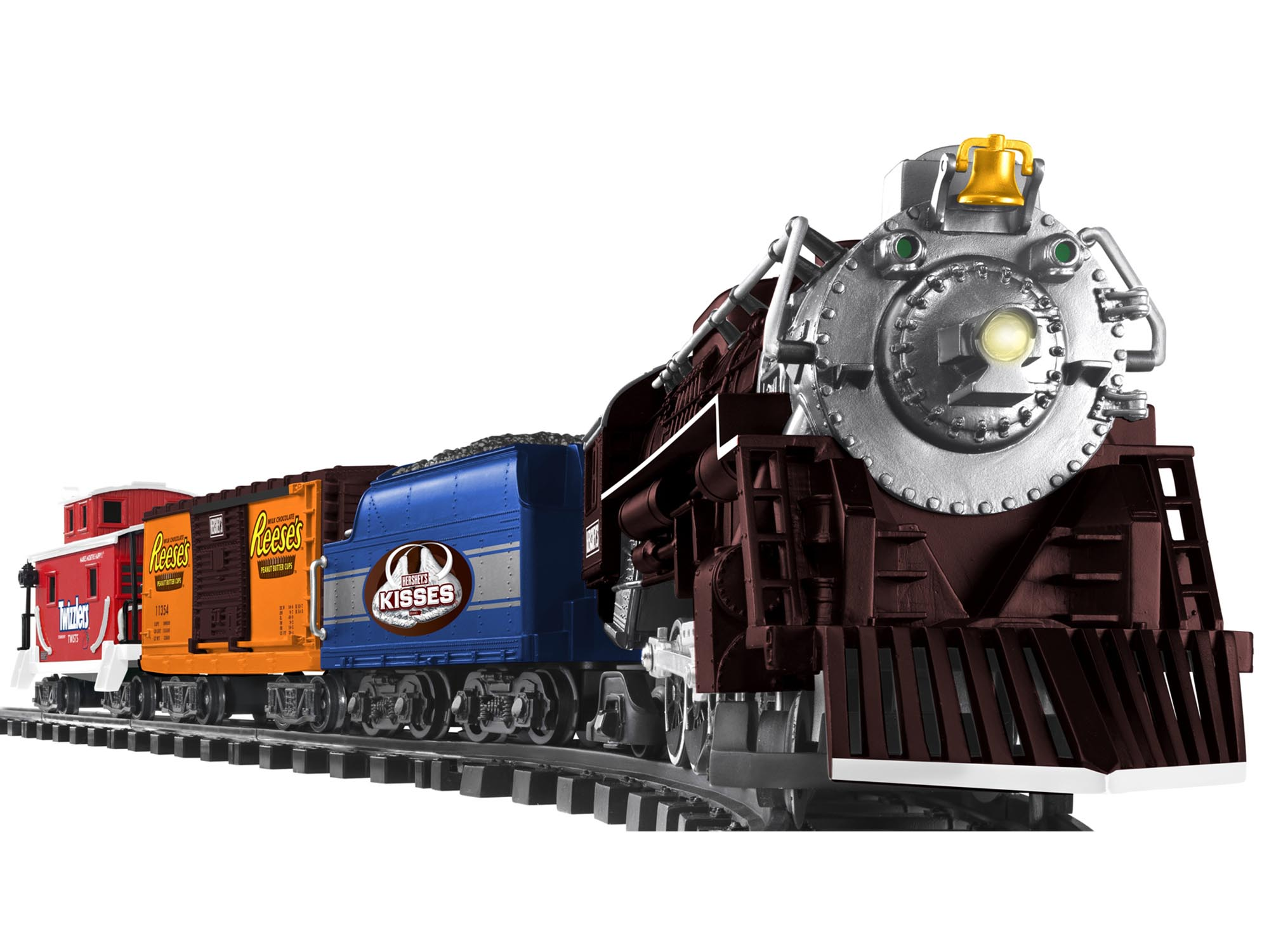 G-Scale Hershey's Freight Battery Train Set