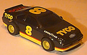 "'90 Ford T-Bird ""Tyco"" #8 Stock Car"