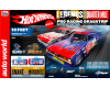 AW 4G Hot Wheels Legends of the Quarter Mile Snake II vs Mongoose II 13' Dragstrip Electric Slot Car Set